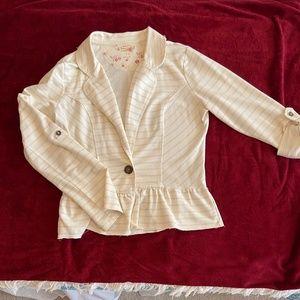 Maurices lightweight cotton/polyester blend jacket